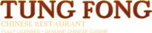 Tung Fong Chinese restaurant - fully licensed, genuine Chinese cuisine